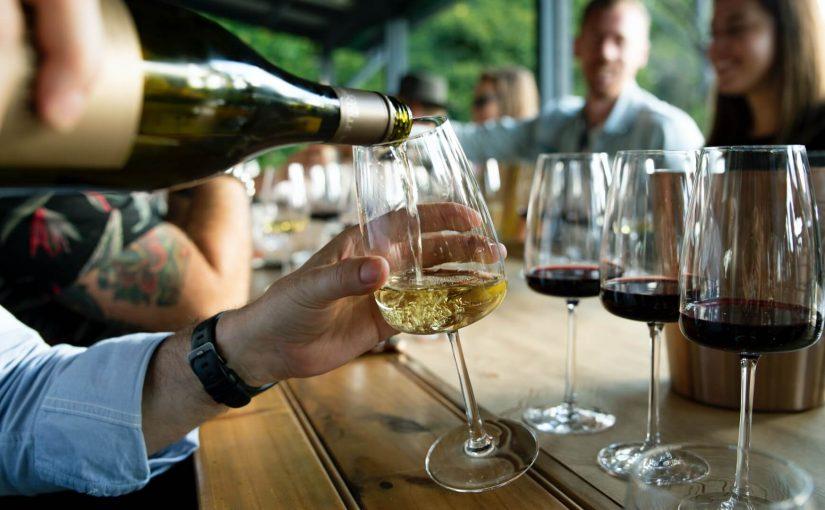 So temperiert ihr den Wein richtig